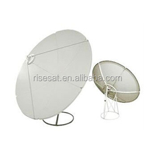 2014 hot product C Band 2.4m satellite dish antenna factory price