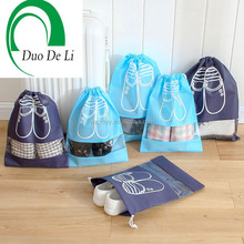 Promotion Non Woven Drawstring Shoes Dust Bag