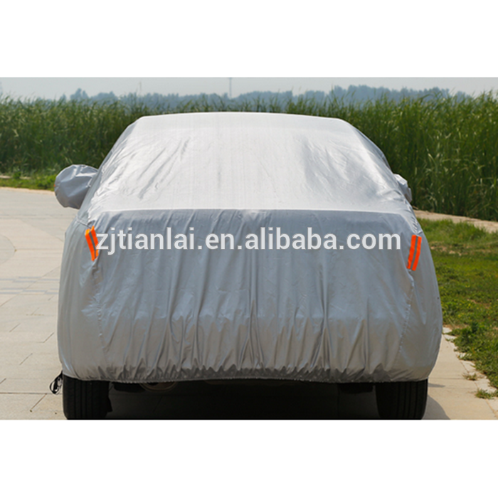 top sell singapore half inflatable hail proof car cover with high quality