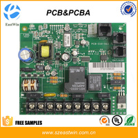 Assembled Electronic Circuit Board for GPS Tracker System