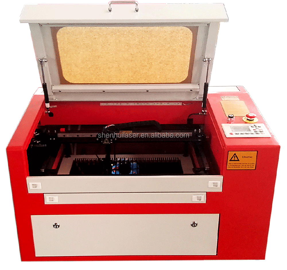 small size laser engrave&cut&etch acrylic wood bamboo <strong>paper</strong> for handicraft gift mini laser machine made in China