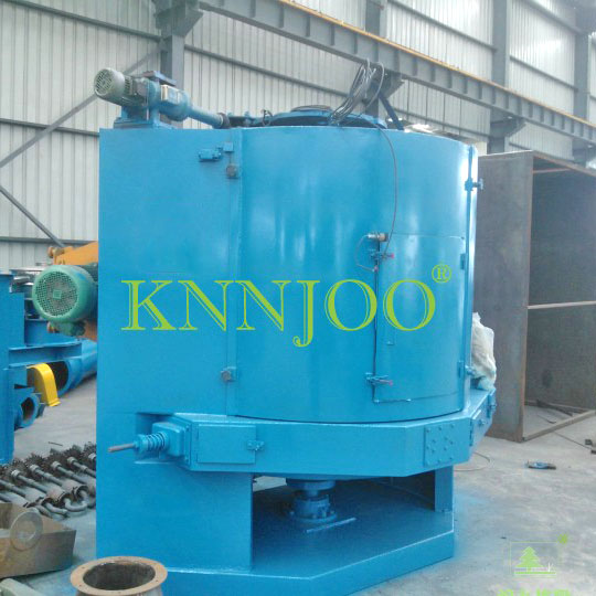 Rotary Table Shot Blasting Machine