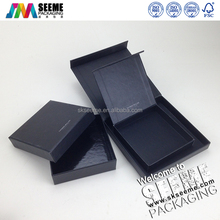 gift packaging logo printed cardboard foldable paper Chocolate Candy Box