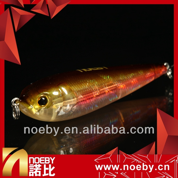 NOEBY fishing lure factory inner laser deep sea fishing bait