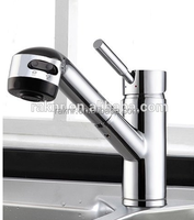 Bathroom Wash Hand/Hair/Basin Mixer Tap Faucet With Spary