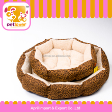 waterproof sofa series circular pet bed for cat and dog