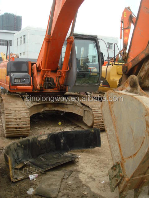 High quality used Hitachi 240 hydraulic excavator for sale.