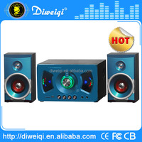 New products 2.1 home theater with usb fm usb