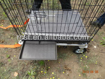 dog cage trolley