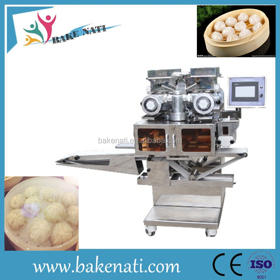 commercial crystal bun making machine