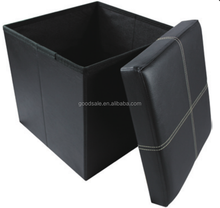 foldable chairs wholesale folding storage ottoman with drawer