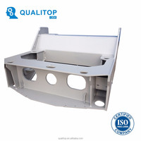 oem sheet metal punching and welding fabrication part for construction machinery