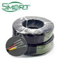 Smart Electronics UL 2464 cable 2C/3C/4C 24-28AWG Multi-core PVC Tinned copper wire Shielded audio copper wire