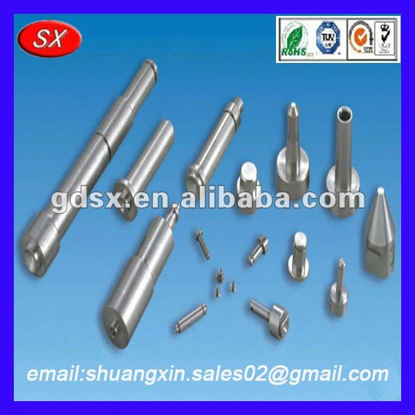 Customize stainless steel auto electrical part,car auto part,german auto parts in Dongguan