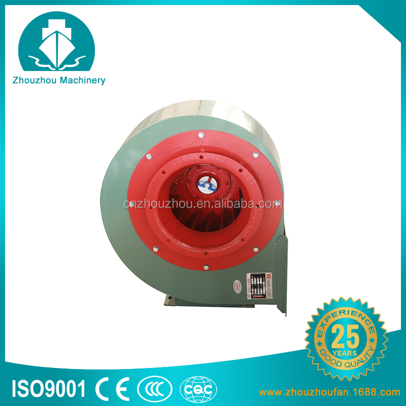 industrial fan centrifugal blower exhaust fan blower