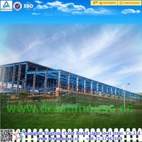 chinese prefabricated warehouse/steel prefab house/warehouse building plans