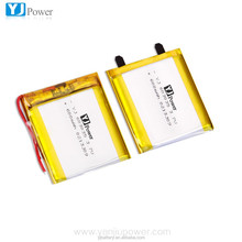 hot sale best price rechargeable 603035 600mah lithium polymer battery 3.7v for POS machine