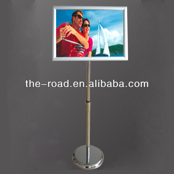 Alibaba hot selling a1 size poster stands