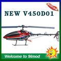 Walkera NEW-V450D01 FPV Remote Control RC Helicopter BNF