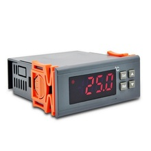 RINGDER RC-210M Digital Cooling Temperature Controller Thermostat with Defrost Controller 230V 110V Price