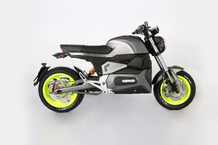 popular good sell CE certification 2000w electric motorcycle
