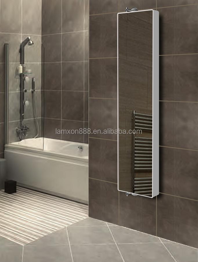 floor mirror bathroom cabinets with lights rotating bathroom mirror