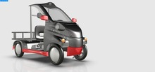 chinese cheap electric mini truck for short-distance delivery