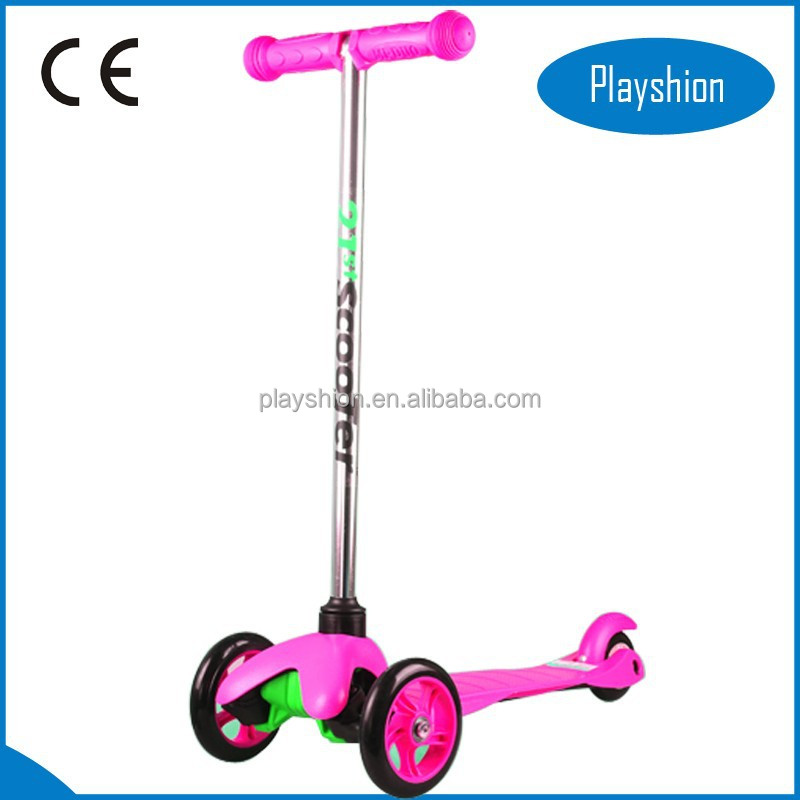 3 wheel trix scooter mini kick scooter for kids