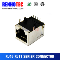 Short RJ45 I/O Port Connector Wholesale Price