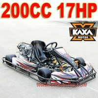 17HP 200cc Racing Go Kart Tires