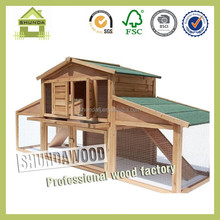 SDR14 waterproof wooden bunny house