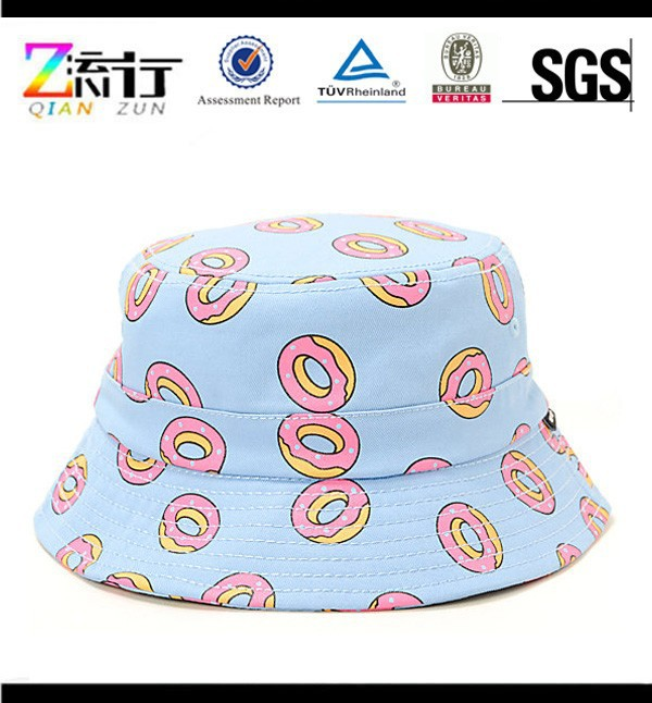 SOURCE CUSTOM ALL OVER DONUT BUCKET HAT ON M.ALIBABA.COM on The Hunt 643f8b030bc