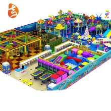 Factory Supply Electric Kids Games Indoor Kids Playground Equipment