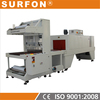 CE Advaced Automatic Straight Feeding Sleeve Shrink Packing Machine