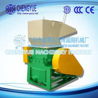 cost of heavy duty PVC pipe plastic crusher for recycling line