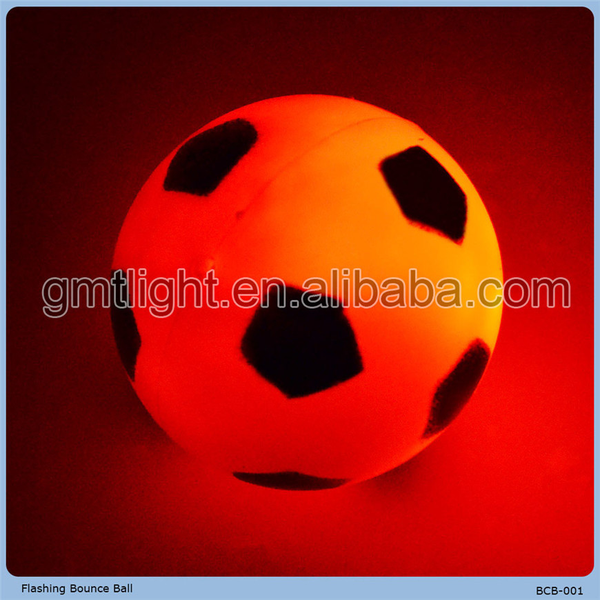 promotional heart bouncing ball