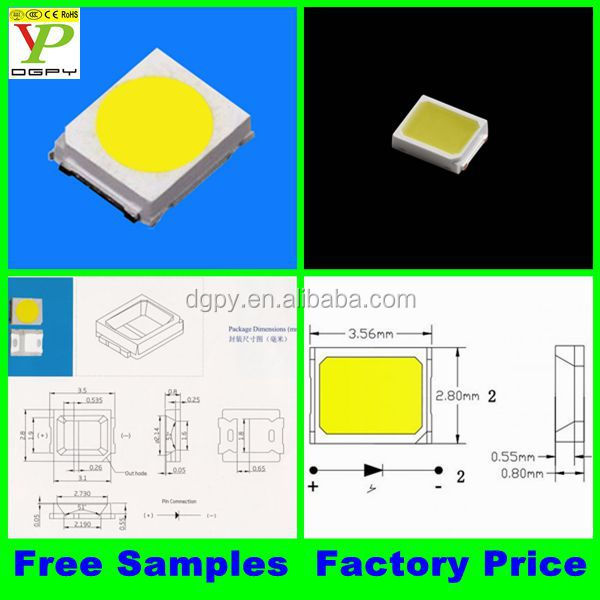High Quality CE ROHS Approved Ultra Bright All types led smd