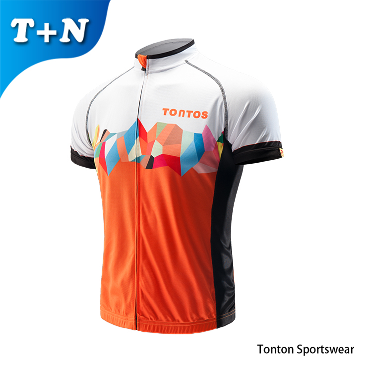 OEM Bike Clothing High Qualitied custom Cycling Jerseys pro team