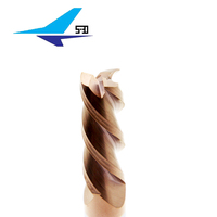 Hot selling dental carbide end mill with high quality