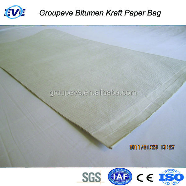25kg Kraft Paper Bag for Oxidized Bitumen Packing