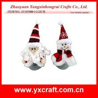 Christmas decoration (ZY15Y080-1-2 22CM) christmas candy bottle christmas all sizes bottle decoration