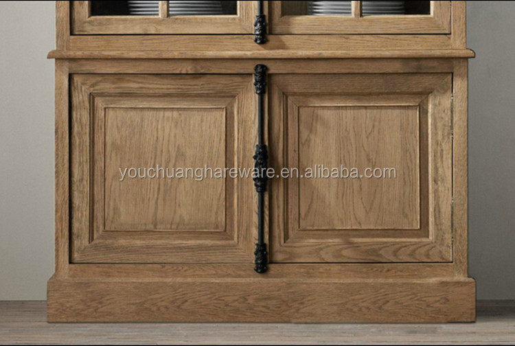 American Village Furniture Hardware Door Cremone Bolt