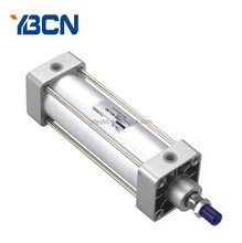 QGB pneumatic cylinder air cylinder 400mm bore big cylinders