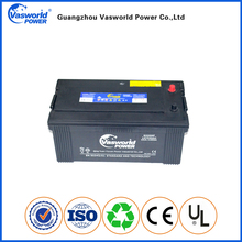 Used Battery Price N220 12v 220ah Car Battery Scrap