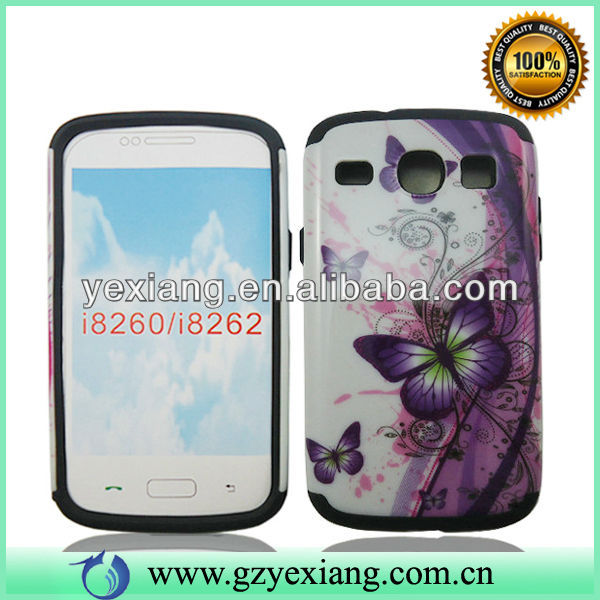 New Arrival Custom Phone Cover Case For Samsung Galaxy Core I8260 I8262