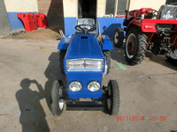 Popular garden mini tractor made in china for sale