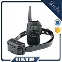 Rechargeable and Waterproof Electronic Dog Training Collar