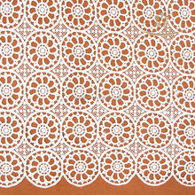 Top Brand Selling Fashionable Embroidery Lace Fabric for Wedding Dress