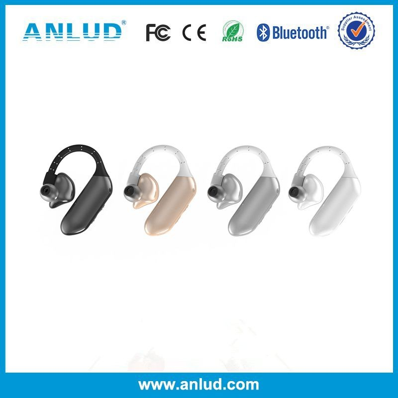 Magift1Wireless noise cancelling ear hook Business Bluetooth 4.1 headset