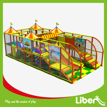 Liben LLDPE Foam Kids Commercial Indoor Children Amusement Park Equipment